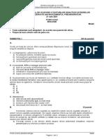 Tit 009 Biologie P 2021 Var Model