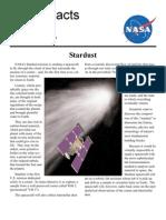 NASA Facts Stardust