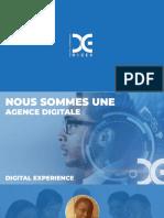 Presentation de Digex