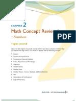 www.PrepSt.com Prep Street SAT Math Study Guide Preview