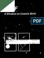 SIRTF a Window on Cosmic Birth