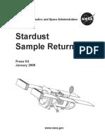 Stardust Sample Return Press Kit