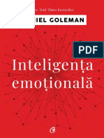 inteligenta emotionala