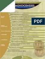 CRIMINOGÉNESIS, REVISTA ESPECIALIZADA EN CRIMINOLOGÍA Y DERECHO PENAL. Núm. 3, Agosto 2008..pdf