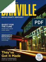 Images Danville-Boyle County, Kentucky 2011