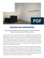 Audiosfera - 1.Marina Hervás