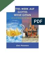 Gottes Werk auf Gottes Weise getan / Leitung von Gemeinden des neuen Bundes - Zac Poonen