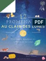 12 Promenades au Clair des Lune - Klervi Grimaud