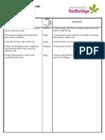 Risk Assessment Form 2