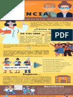 Infografía Co- docencia