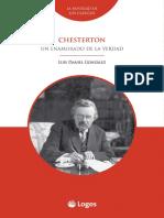 CHESTERTON - UN ENAMORADO DE LA VERDAD