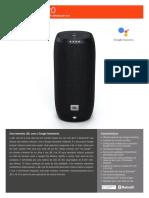 JBL_Link20_Spec_Sheet_Portuguese(Brazil)