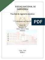 Laboratorio 1 Osciloscopio FIII 2020-1