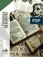 Investigación Bibliotecológica. No. 38, vol. 19