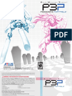 Persona 3 Portable