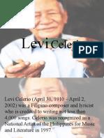 Levi Celerio