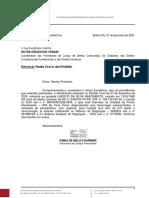 Ofício nº 236-2020 Coordenador PJ Cidadania (plantão 07.12.2020)