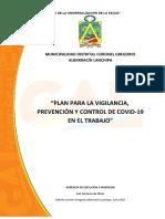 01. Plan COVID 19 - SINPARRAFO