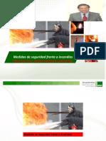 Medidas de Control de Incendios