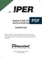 viper 5701 install manual switch relay rh scribd com Viper 5704 Viper 5701 Quick Guide