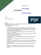 best sap gts resume photos simple resume office templates