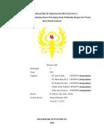 3K3_Kelompok 2_Jurnal Pencelupan Poliakrilat Dengan Zat Warna Basa Metode Exhaust