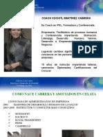 CABRERA Y ASOCIADOS PRESENTACION BNI