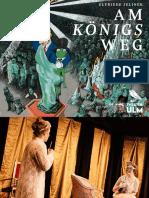 Jelinek Elfriede Am Koenigsweg dir. Benjamin Junghans Theater Ulm 2020 Program
