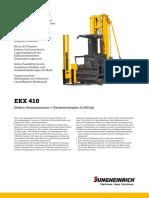 Jungheinrich EKX 410 DE