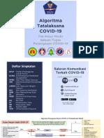 Algoritma Tatalaksana COVID