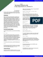 sas_sql basics  paper