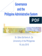 82640302-PUBLiCUS-JS-NCPAG-Governance-and-the-Philippine-Administrative-System