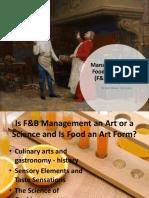 Managing Profitable Food and Beverage Ops presentation
