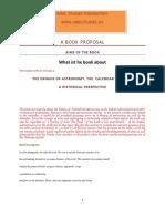 Submitting a Book Proposal callifornia press1.docx