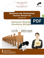 GLOSSAIRE - Ressources-Humaines