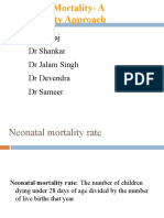 neonatal mortality- A community Approach