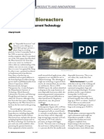 Disposable Bioreactors - A short review