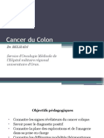 cancer du colon
