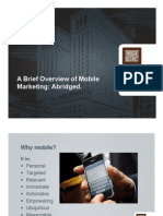 Mobile Marketing Power Point