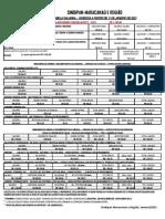Tabela Salarial Em EXCEL JANEIRO 2021