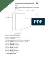 TP  aplication autocade