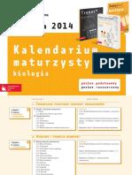 Kalendarz pwn 2014_