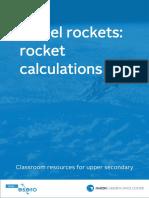Model-rocket-upper-secondary