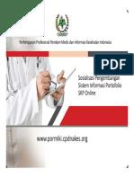 Pengembangan Aplikasi SKP Online 2020