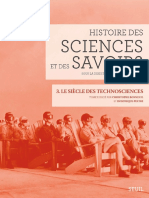 Histoire des sciences et des savoirs _ Tome 3, Le siècle des technosciences ( PDFDrive ).pdf