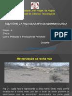 Relatório de sedimentologia.pptx