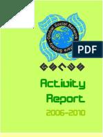 GSNWS Activity Report 2006-10