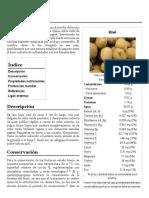 Kiwi (fruto) - Wikipedia, la enciclopedia libre