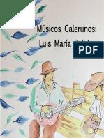 Musicos Calerunos-Luis María Pulido