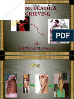 LOSS, DEATH, & GRIEVING